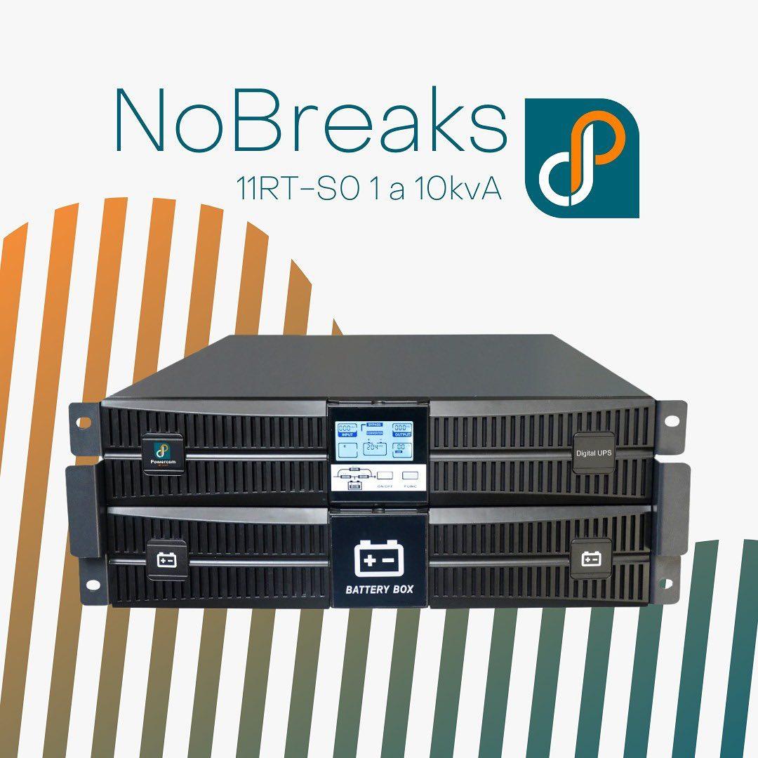 No Breaks PWC11RT-S0