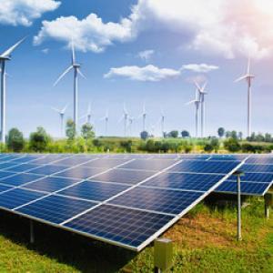 Gerador energia solar
